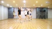 gfriend女朋友《我喜歡你》的練習室舞蹈視頻