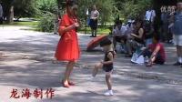 龙海制作·天坛公园美女歌舞团01