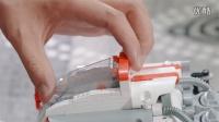 米兔积木机器人-超酷的童年