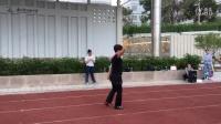 洪塘中学广场舞学习