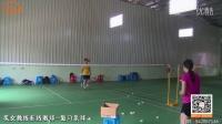 美女教练在线教球第31期--网前正手推球 杜杜教练 羽毛球教学视频