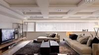 东莞装修公司鲁班装饰案例分享简约70平米大一居室家庭装修