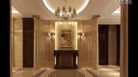 东莞装修公司鲁班装饰案例分享--欧式奢华精美别墅装修