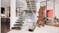 东莞装修公司鲁班装饰案例分享--雅致创意装修复式楼设计