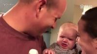 这是亲生的吗?为什么要这么伤害宝宝!!
