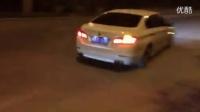 【广州竞速改】 宝马5系改装CGW排气  CGW排气  汽车改装排气管跑车声音效果_标清