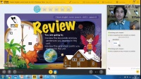 51talk实况【白痴总裁】EP.14:Review 实际上并没有在上课,老师的网络bug了!Just 聊天