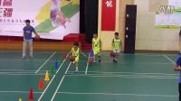 陈亿安上篮球课(2)