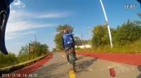 2016环洪泽湖传骑大会 无限风骑300公里