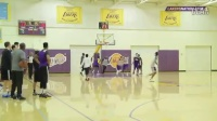 Lakers Training Camp 5-On-5 Scrimmage Footage