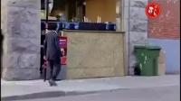 国外搞笑整蛊视频31