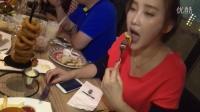 最强美食节目主持人组团探店南京最好吃的汉堡餐厅
