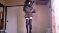美女浴室性感舞姿太撩人 - 性感口罩妹家中热舞