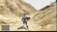 【预言解说】GTA5-《艰难女鬼行》:奇葩汽车卡火车 合二为一 勇猛闯军事基地 最后与女鬼合照留念