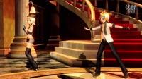 【PS4FT】アドレサンス【鏡音リン:ブラックスター/鏡音レン:ブルームーン】PV