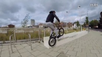 BMX - Lewis Cunningham - Animal Bikes - Akimbo Cranks Edit