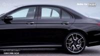 全新一代宝马5系 对比2017款奔驰E级