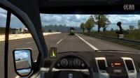 欧洲卡车模拟2 小型货车 瞪羚m2010