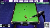 2016 Snooker international championship - R1 - Trump vs Yuan Sijun