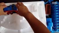 最新亲子活动(爸爸去哪了) 迪士尼托马斯小火车玩具拆封试玩 托马斯和他的朋友们玩具总动员 这小伙子不错 托马斯这么好玩么