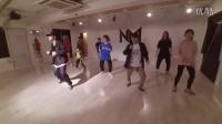 Hiphop舞蹈课_韩国首尔舞蹈学院 Negative Motion