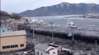 日本海啸后的真实情景,超恐怖电视看不到