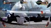 《海贼王:燃血》顶上战争中文故事流程