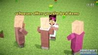 我的世界趣味动画-为什么村民没有女朋友