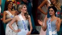 56届国际小姐大赛落幕 菲律宾小姐压群芳摘后冠 161028
