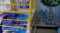 儿童老虎篮球机卡通造型游乐设备投篮游戏机投币式电玩城室内拓展运动