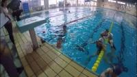 新东方游泳比赛视频