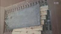 油漆桶撕碎机 铁屑粉碎机 铁肖破碎机 铁销粉碎设备通利设备_clip