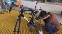 漳州靓点-西班牙BH公路自行车,叠加氟素超级镀晶,施工完成,亮晶晶