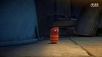 larva臭屁虫-恶魔与天使-自我的拷问-卡通动画短片