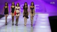 ?2016 內衣超級模特大賽 內衣秀黑絲的魅惑hot lingerie show
