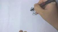 小天使画室 简笔画——高飞狗