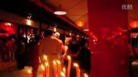 红色主题派对 -越南岘港富丽华度假大酒店   Red Night Theme Party at Furama Resort Danang, Vietnam