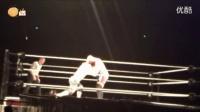 【中文解说】wwe2016中国巡演摔迷视频实拍