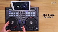 【Dj电音吧】Learn How to Scratch- The Flare Scratch (Tutorial 10)
