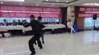 天津新一代舞侠巨星飞儿小毅舞侠巨星参加唐山掛牌活动精彩表演水兵吉特巴舞蹈
