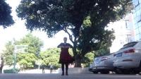 龙飞凤舞香香健身广场舞 爱拼才会赢
