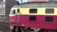 秋季拍火车——DF4D牵引K1473次列车晚点20分钟离开玉林站