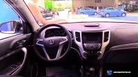 2016款长安CS35实拍 国产SUV海外亮相