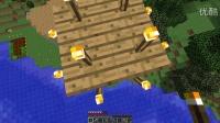 Minecraft我的世界极限生存咖啡世界☆3 我要吃鸡~