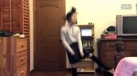 【美女自拍】322_是谁说我家姑娘不会跳舞的?看看这跳得多好