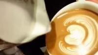 韩国咖啡师barista_dash咖啡拉花视频_标清