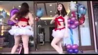 4_台湾偶遇,理发店开张,请来热舞的美女
