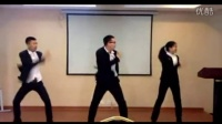 happy song舞蹈