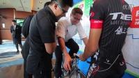 半岛酒店自行车活动新闻发布会
