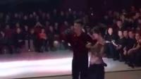 沈阳司军老师与弟子白小白在沈阳百乐门舞厅精彩表演吉特巴舞蹈